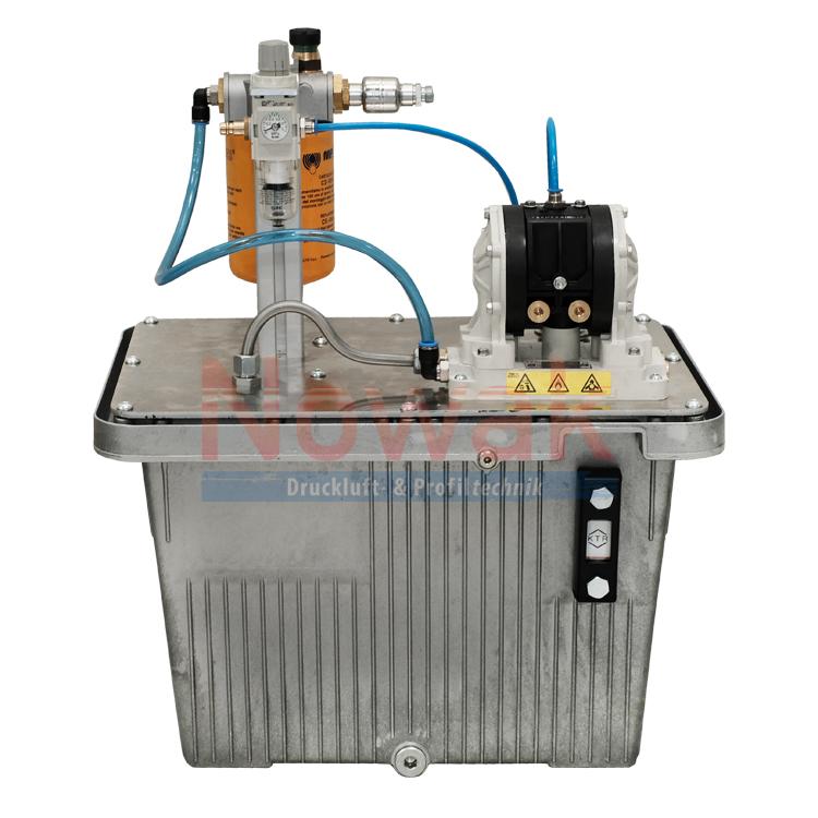 Pneumatik Aggregat 20 Ltr/min - 8 bar