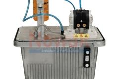 Hydraulik-Aggregat-Pneumatik
